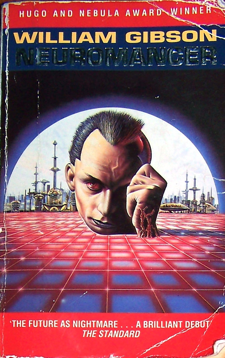 img - Neuromancer (1984) by William Gibson