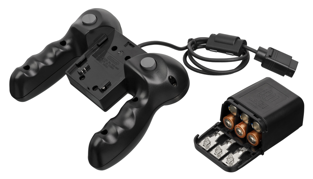 Yep! It's like a little proton pack for your controller!  Not even that can make it sound cool.