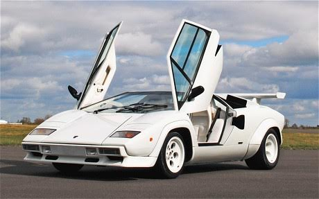 Lamborghini Countach 1974 1990 Lamborghini Countach 1974 1990