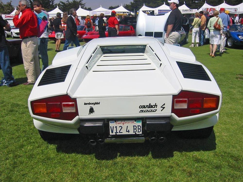 img - Lamborghini Countach (1974 -1990)