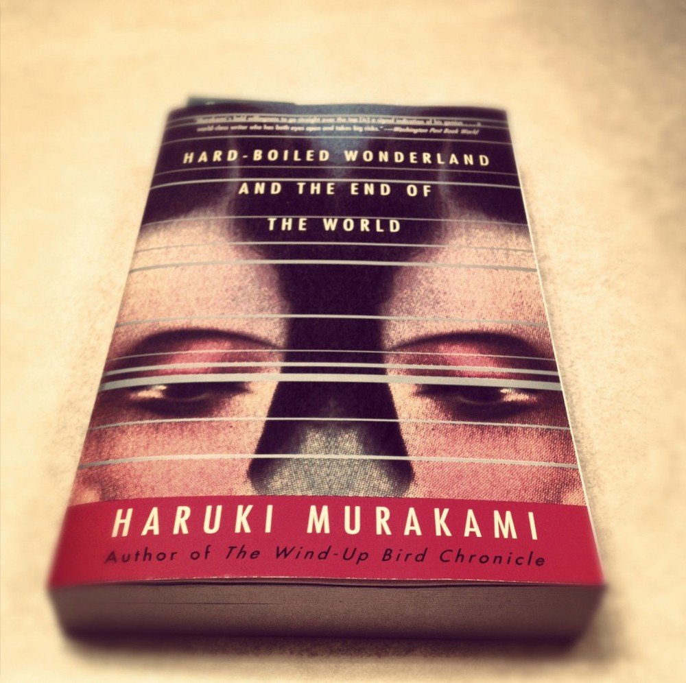 img - Hard-Boiled Wonderland and the End of the World by Haruki Murakami (1985, tr. 1991)