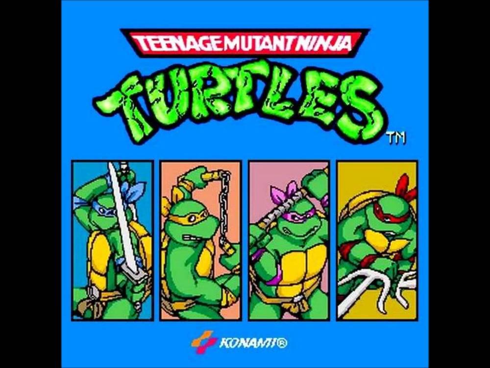 img - TMNT Arcade Game (Konami, 1989)