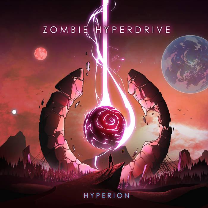 Zombie Hyperdive - Hyperion - Album Cover