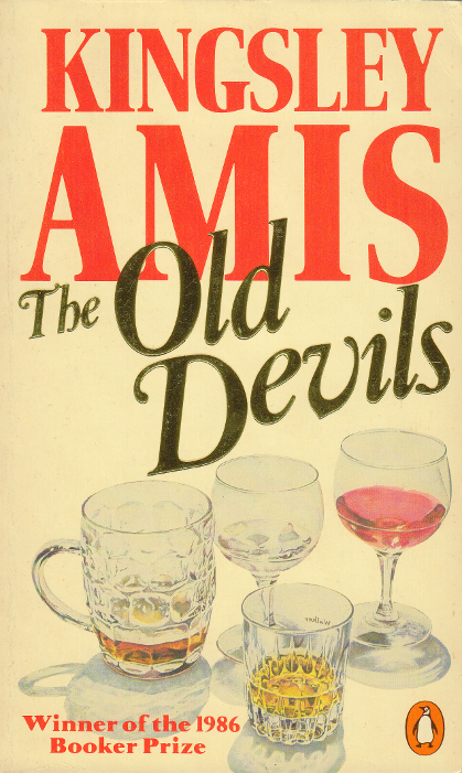 img - The Old Devils by Kingsley Amis (1986)