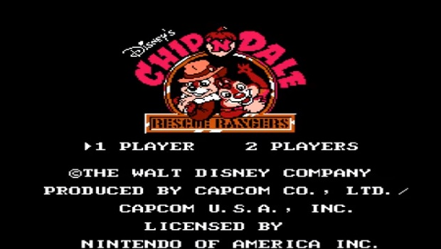 img - Chip n Dale: Rescue Rangers (Capcom, 1990)