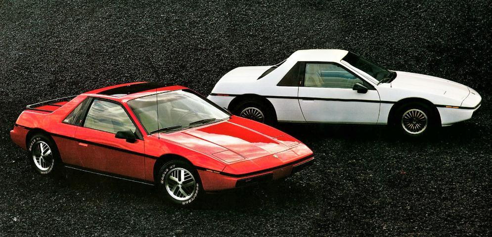 img - Pontiac Fiero (1984-1988)