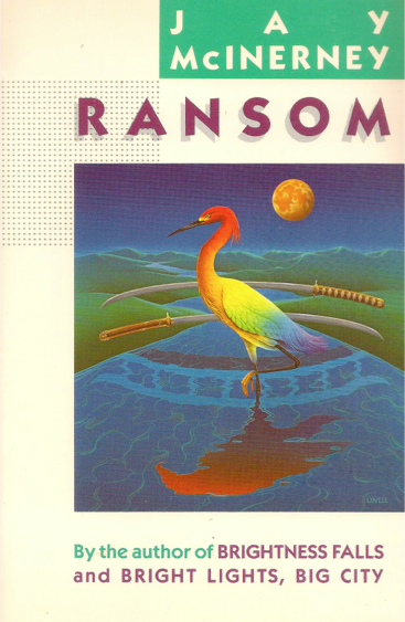 img - Ransom (1985) by Jay McInerney