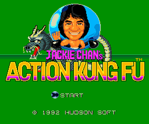 img - Jackie Chan's Action Kung Fu (Hudson Soft/NowPro, 1990)