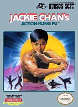 Jackie Chan%27s Action Kung Fu Coverart - Jackie Chan's Action Kung Fu (Hudson Soft/NowPro, 1990)