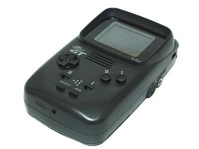 That's right... five whole years before the Sega Nomad.