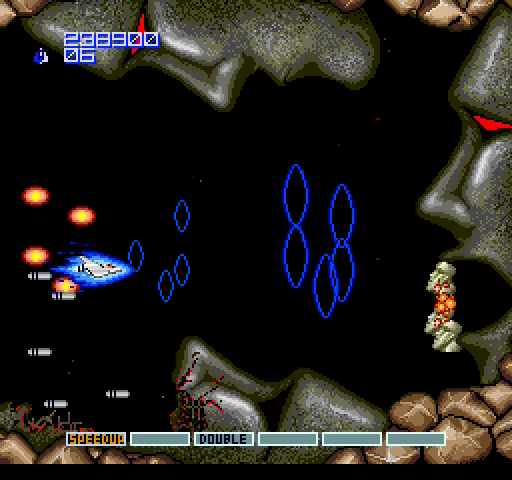 gradius+2 - PC Engine/TurboGrafx 16: Greatness & Weirdness in the Fourth Generation