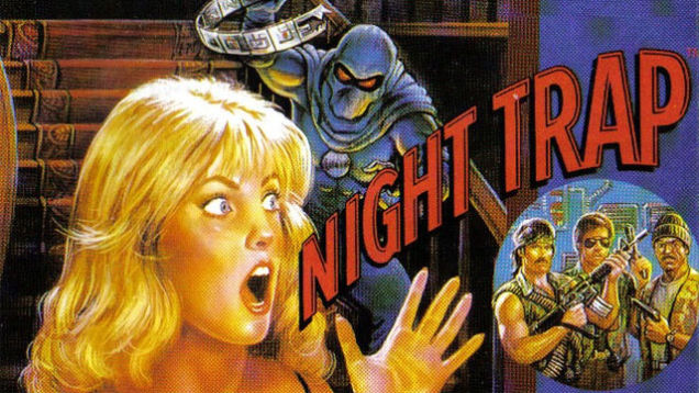 img - Night Trap (Digital Pictures/Sega/Hasbro, 1992)
