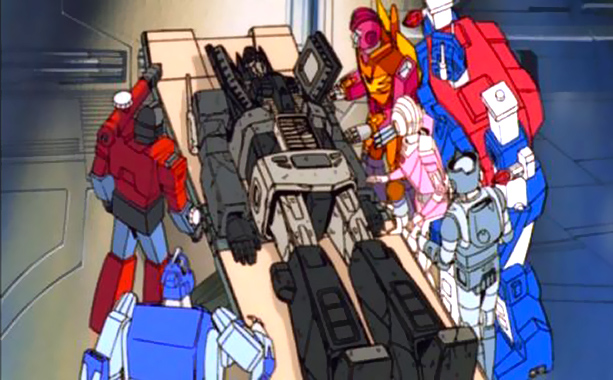 optimus prime - Happy Anniversaries!!