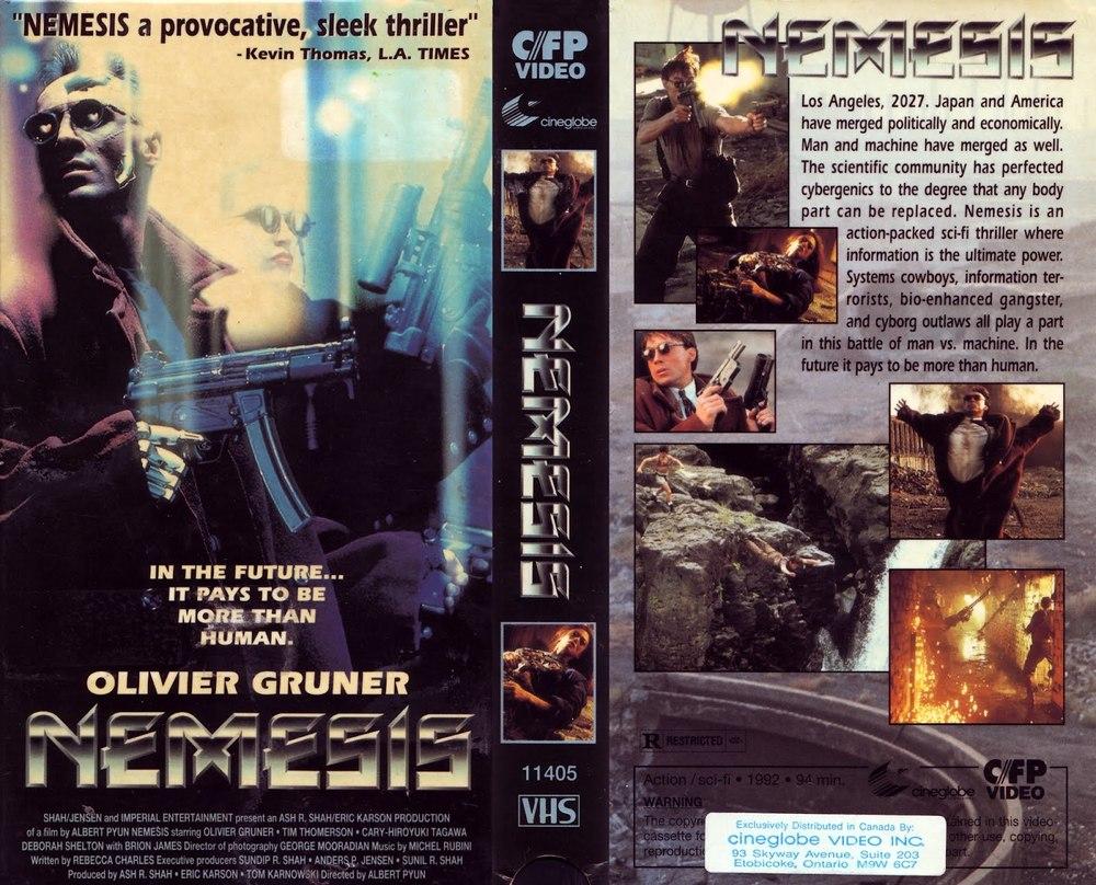 img - Nemesis (1992)