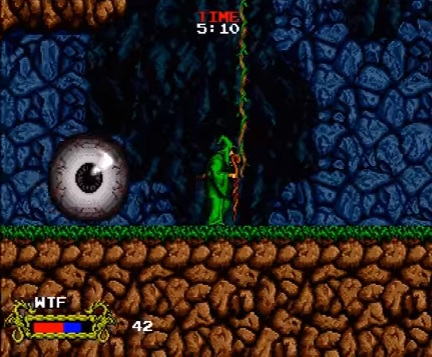eye - Cadash (Taito, 1989)