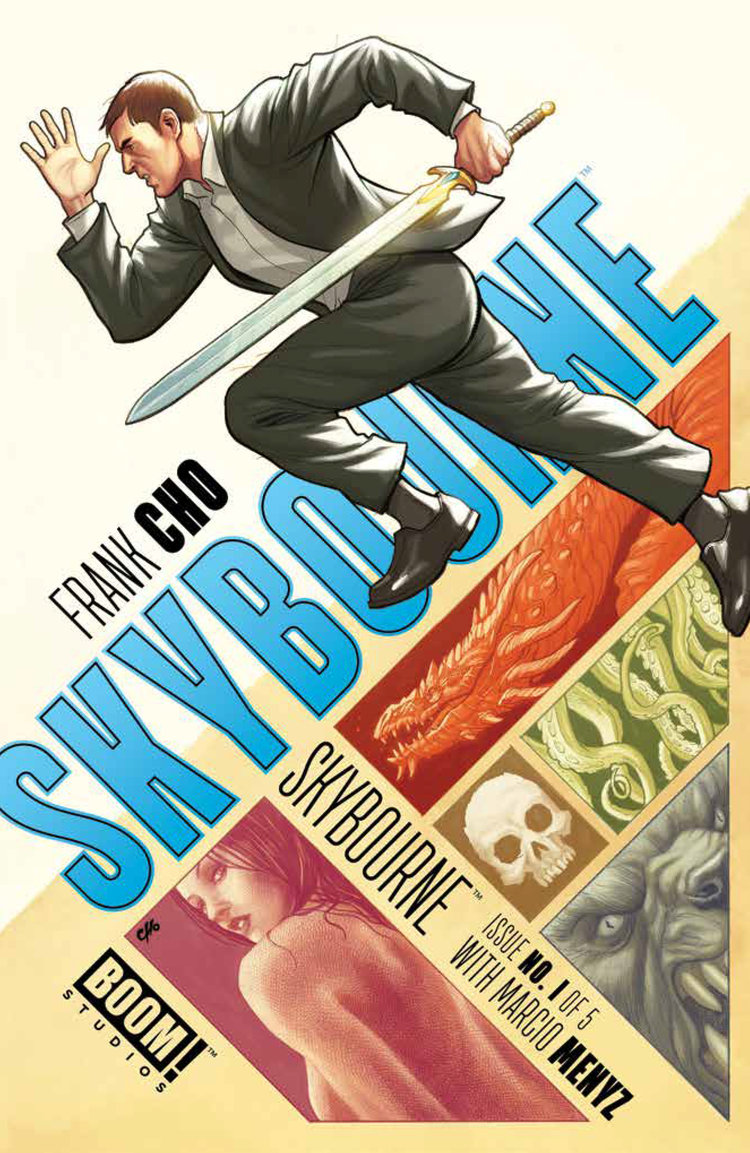 img - Review - Skybourne #1