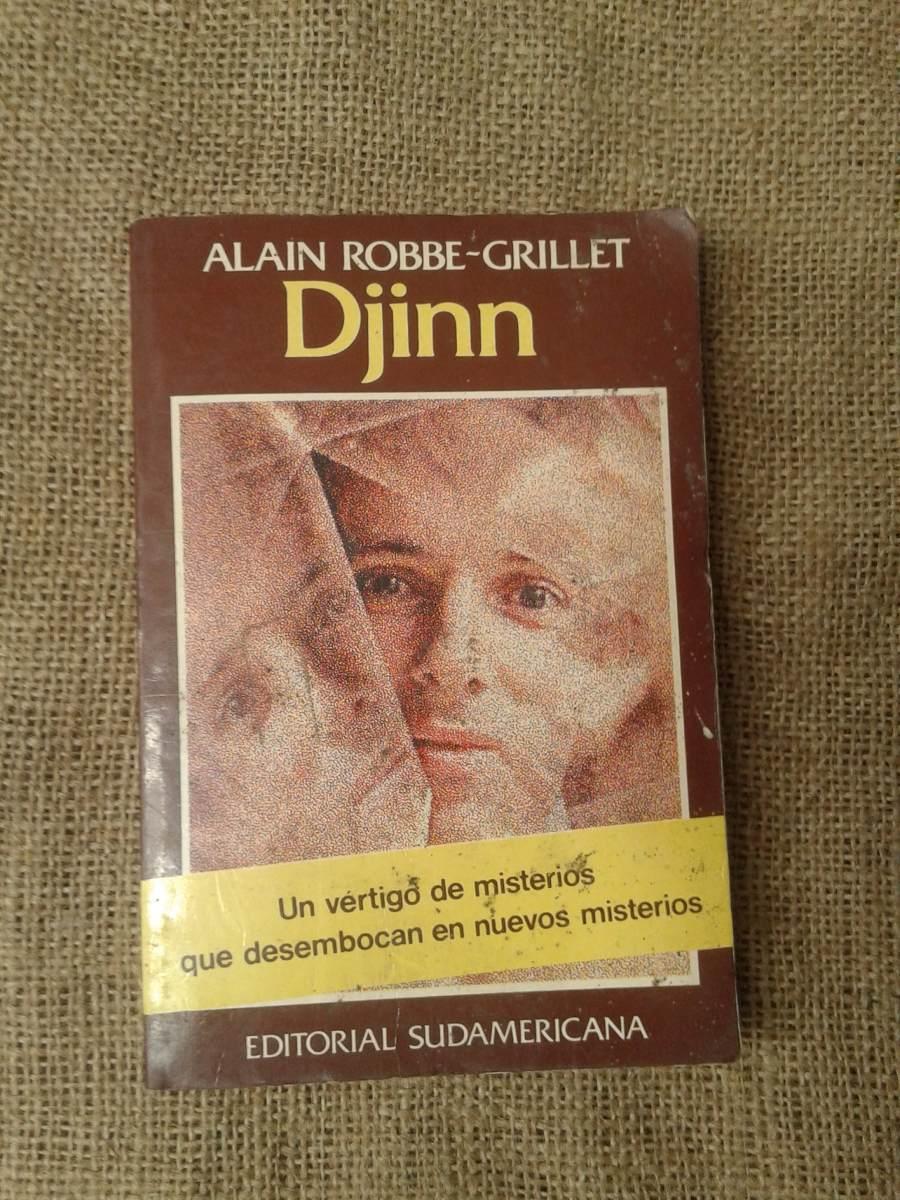 img - Djinn by Alain Robbe-Grillet (1981, Tr. 1982)