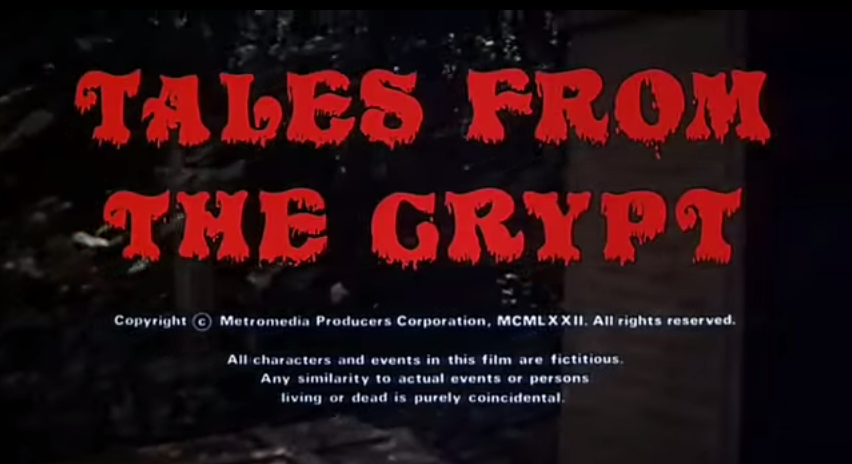 tales from the crypt 1972 - Tales From the Crypt: A Look Back