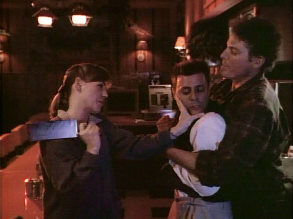 tales from the crypt season 4 6 whats cookin cannibals restaurant christopher reeve bess armstrong judd nelson - Tales From the Crypt: A Look Back