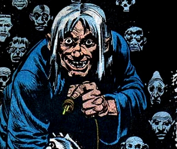 Crypt Keeper comic - Tales From the Crypt: A Look Back