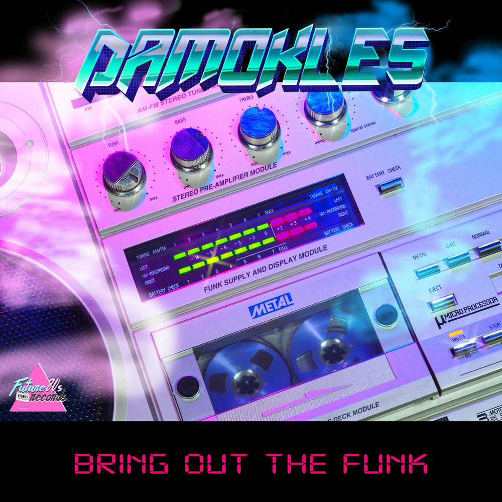 img - Damokles – Bring Out The Funk
