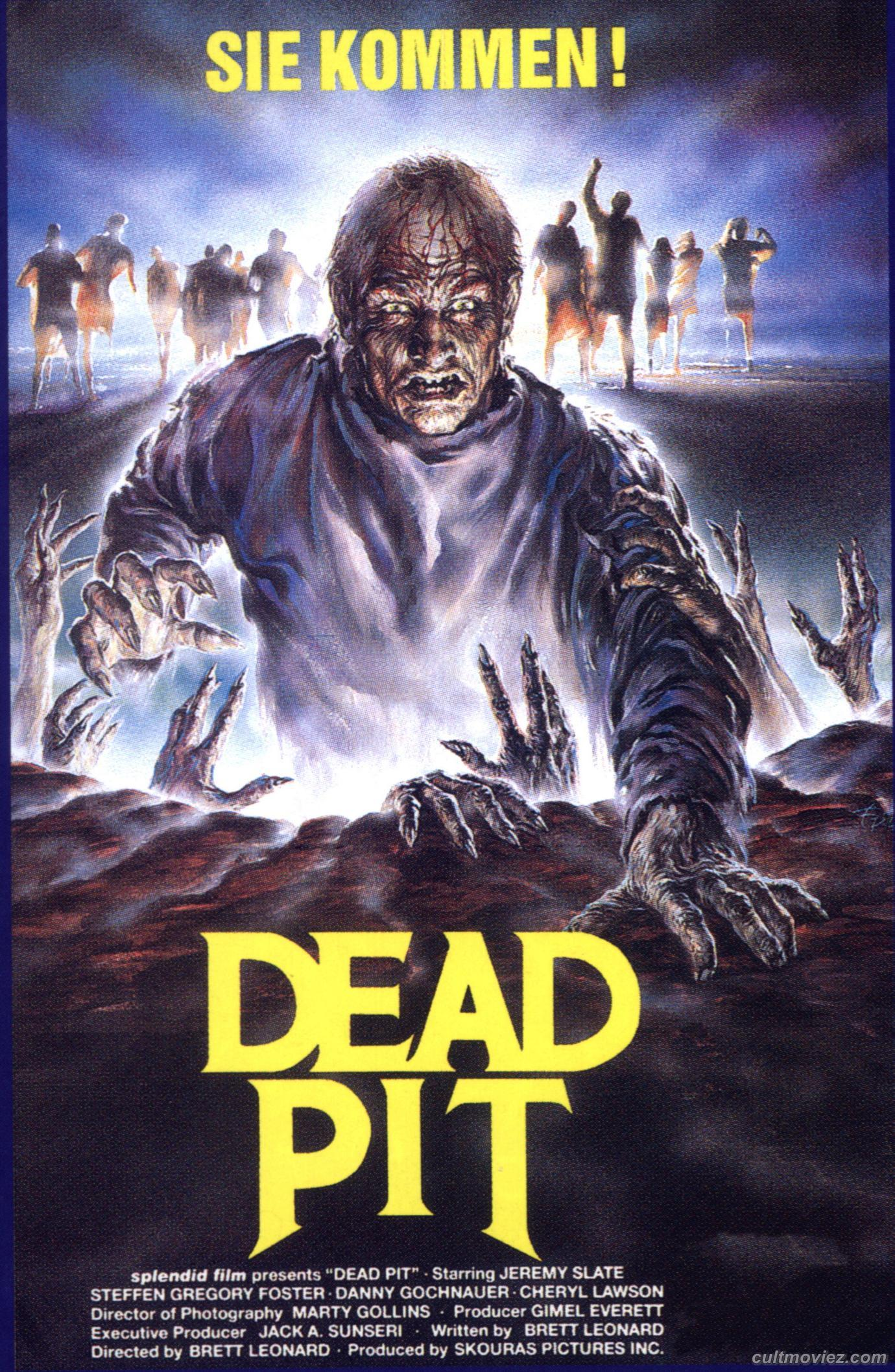poster the dead pit - Retro Gallery Archive (Full Size)