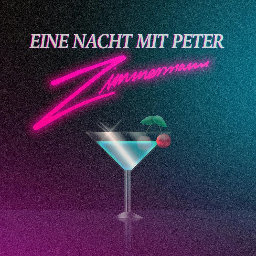 """img - Peter Zimmermann – """"Eine Nacht Mit Peter Zimmermann"""""""