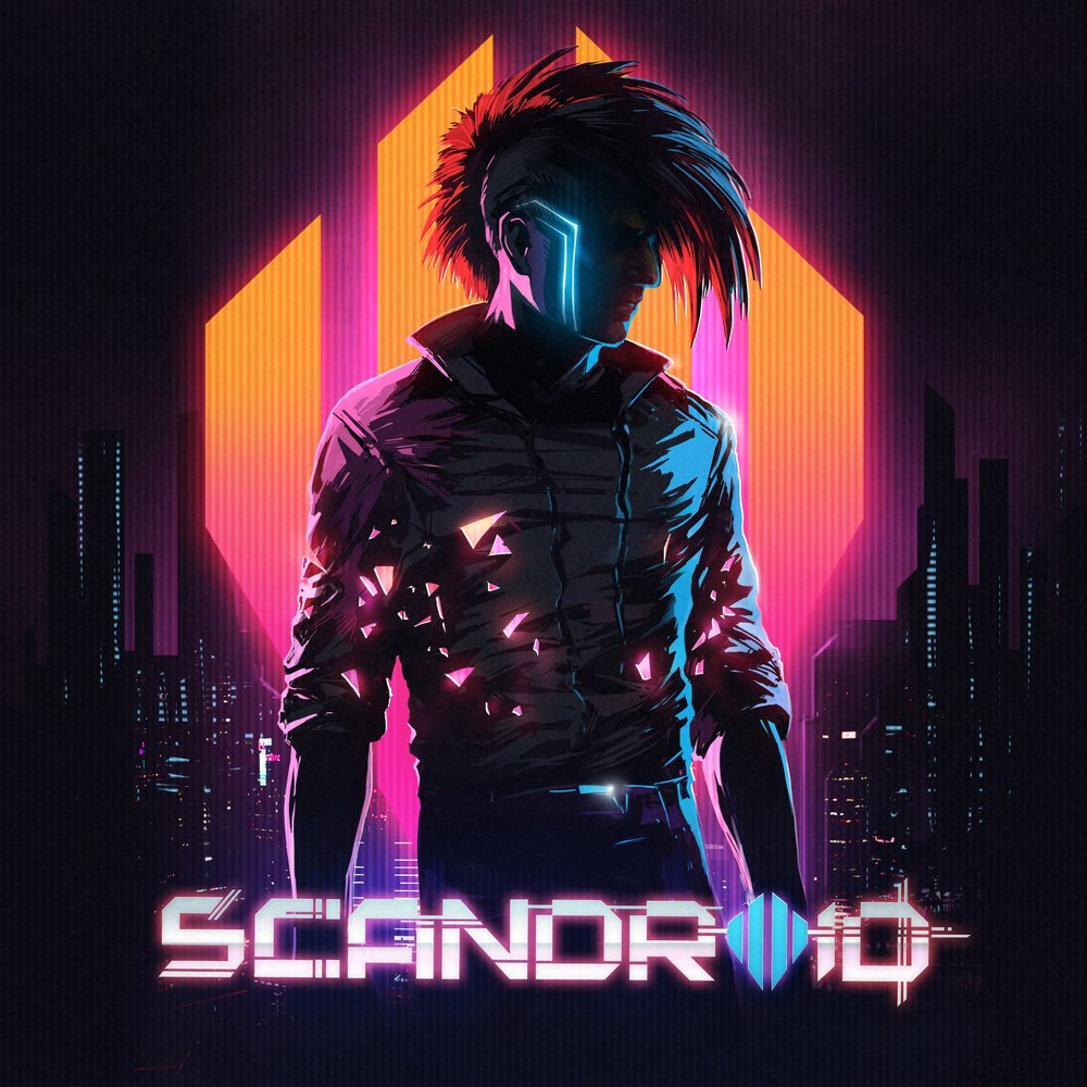 img - Scandroid - Self-Titled