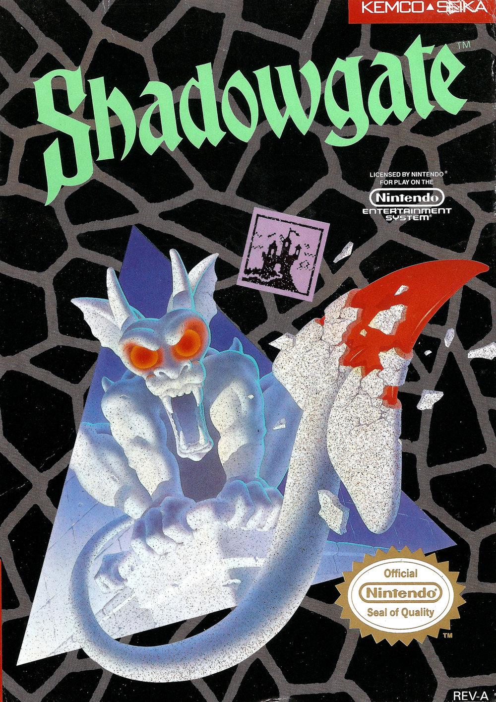 2372402 shadowgate cover 001 - Shadowgate (ICOM Simulations, 1987)