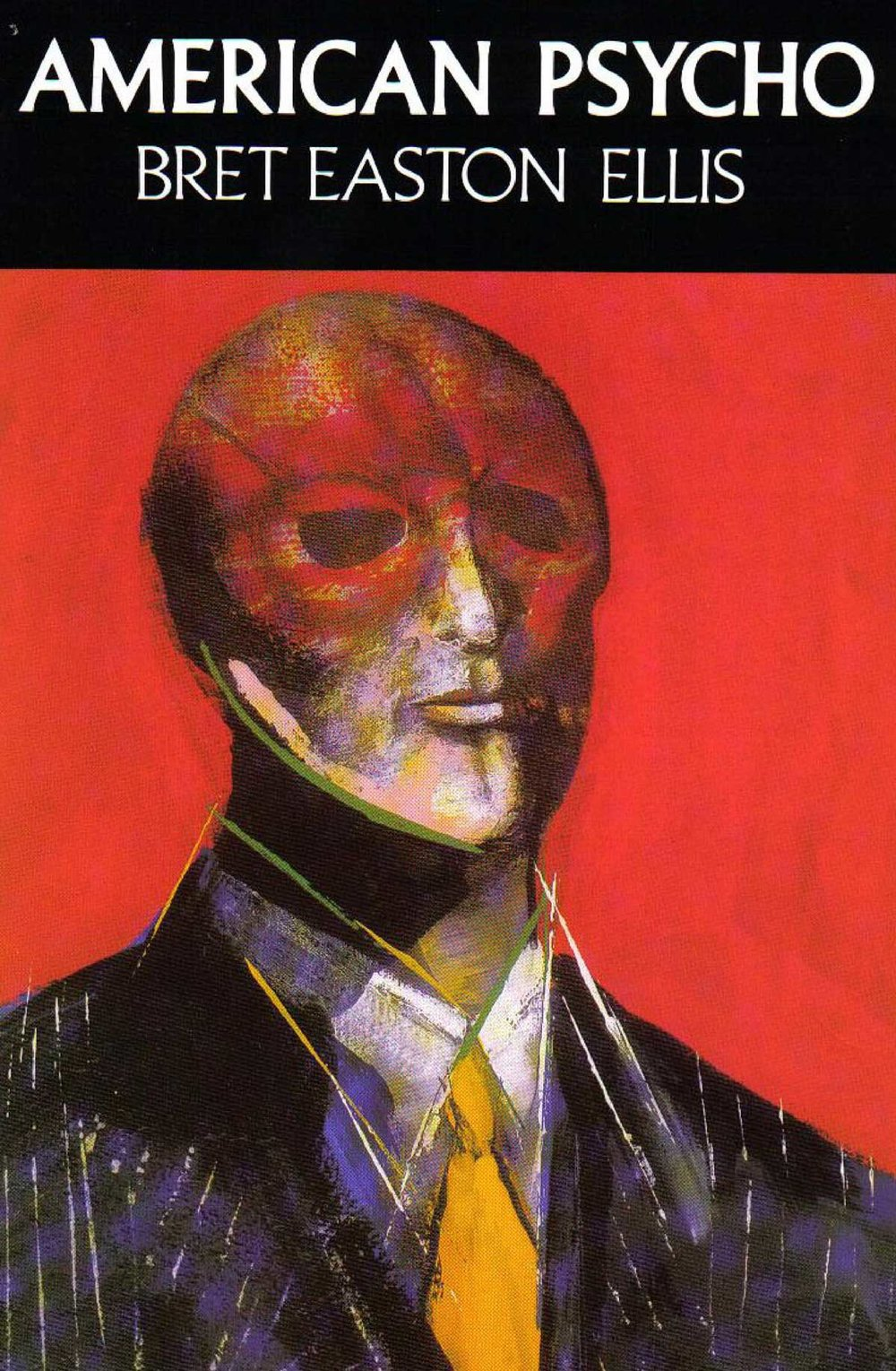 img - American Psycho by Bret Easton Ellis (1991)