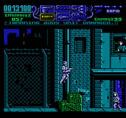 review robocop3nes big 3 - Hall of Shame: NES 1992-94