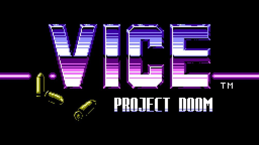 img - Vice: Project Doom (American Sammy, 1991)