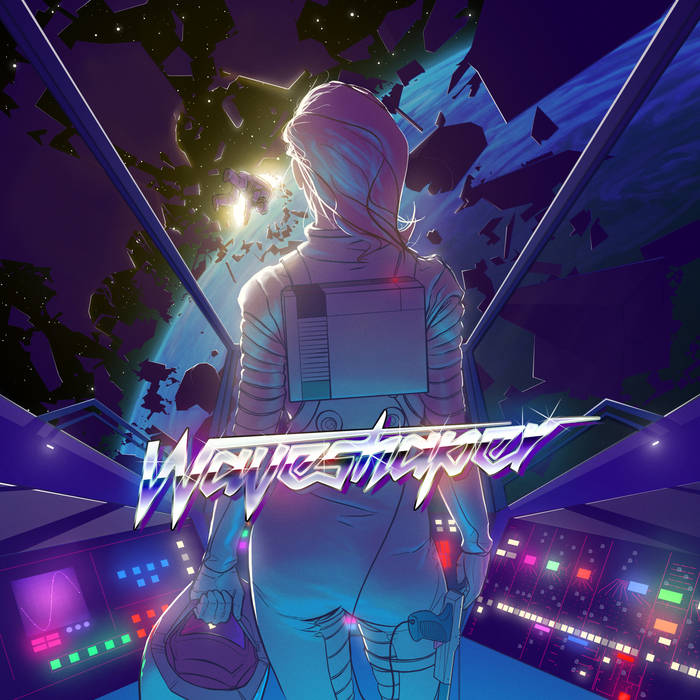 Waveshaper+ +Station+Nova - Top Ten Retrowave Albums of 2016