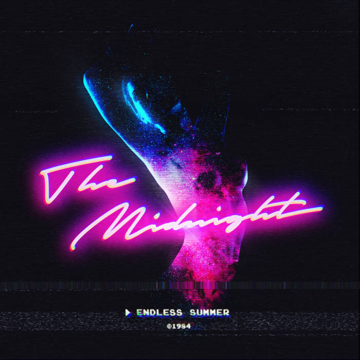Midnight+%E2%80%93+Endless+Summer - Top Ten Retrowave Albums of 2016