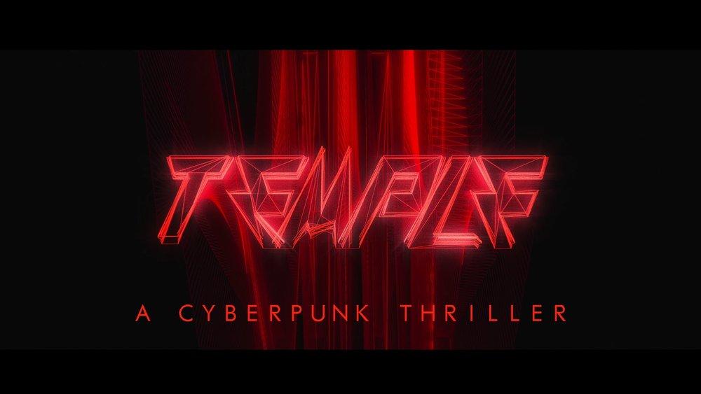 Temple [A Cyberpunk Thriller]
