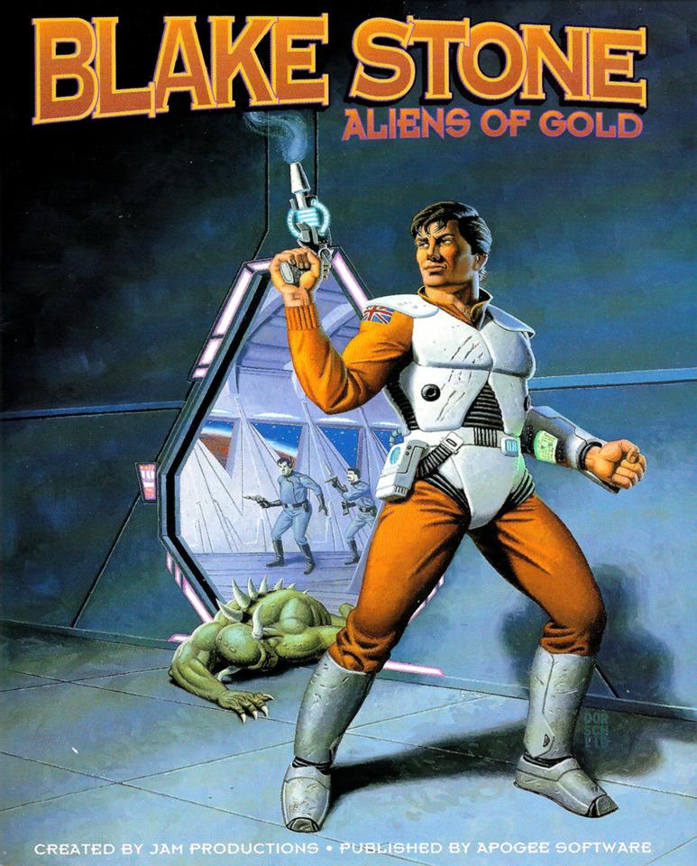img - Blake Stone: Aliens of Gold (JAM/Apogee, 1993)