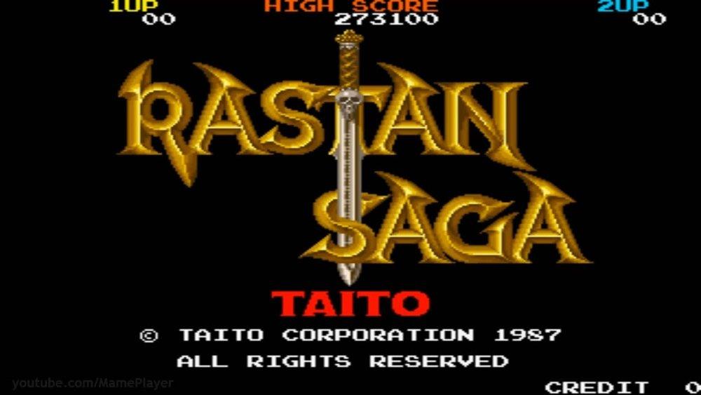 img - Rastan (Taito, 1987)