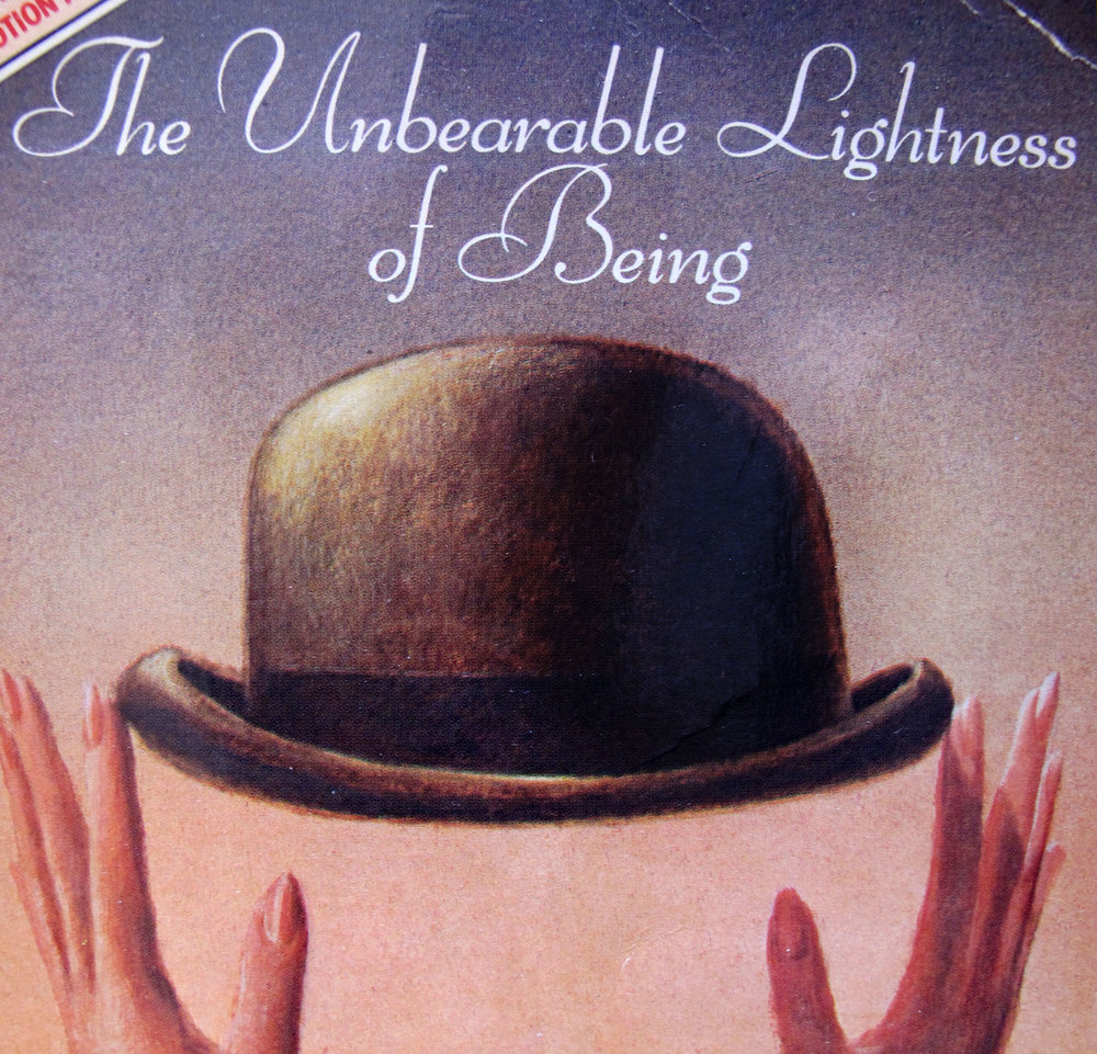 img - The Unbearable Lightness of Being by Milan Kundera (1984, Tr. 1984)