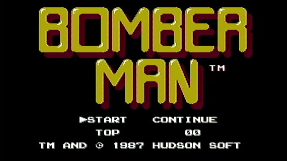 bombermannes - Video Game History 101: Hudson Soft