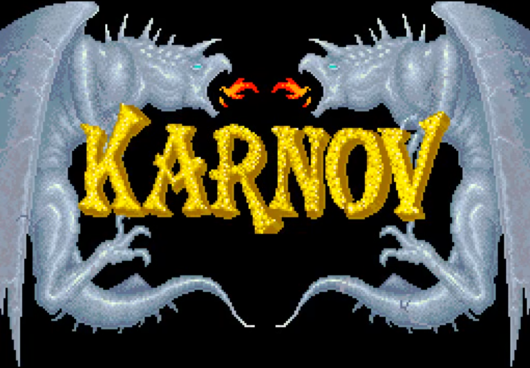 img - Karnov (Data East, 1987)