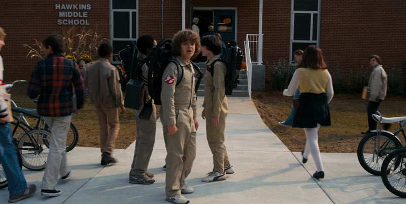 ST S2 Still1 R - First Sneak Look at Stranger Things Season 2