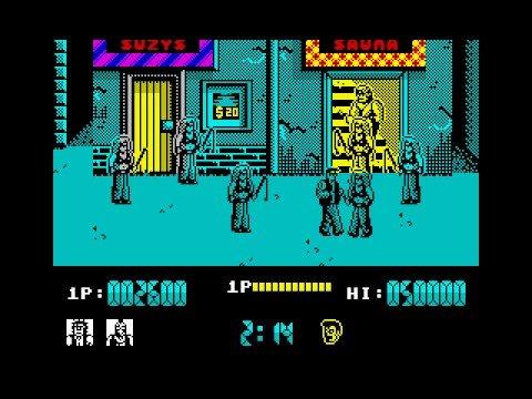 renegade - Examination: the Sinclair ZX Spectrum