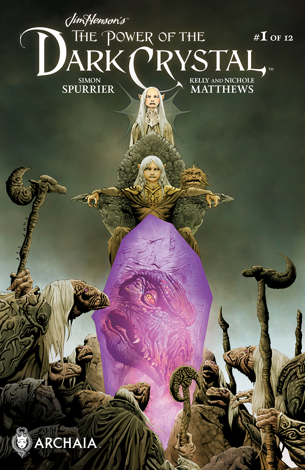 img - The Power of the Dark Crystal #1 Review