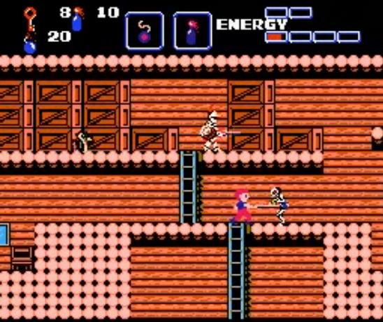 ludicrous - Goonies II (Konami, 1987)
