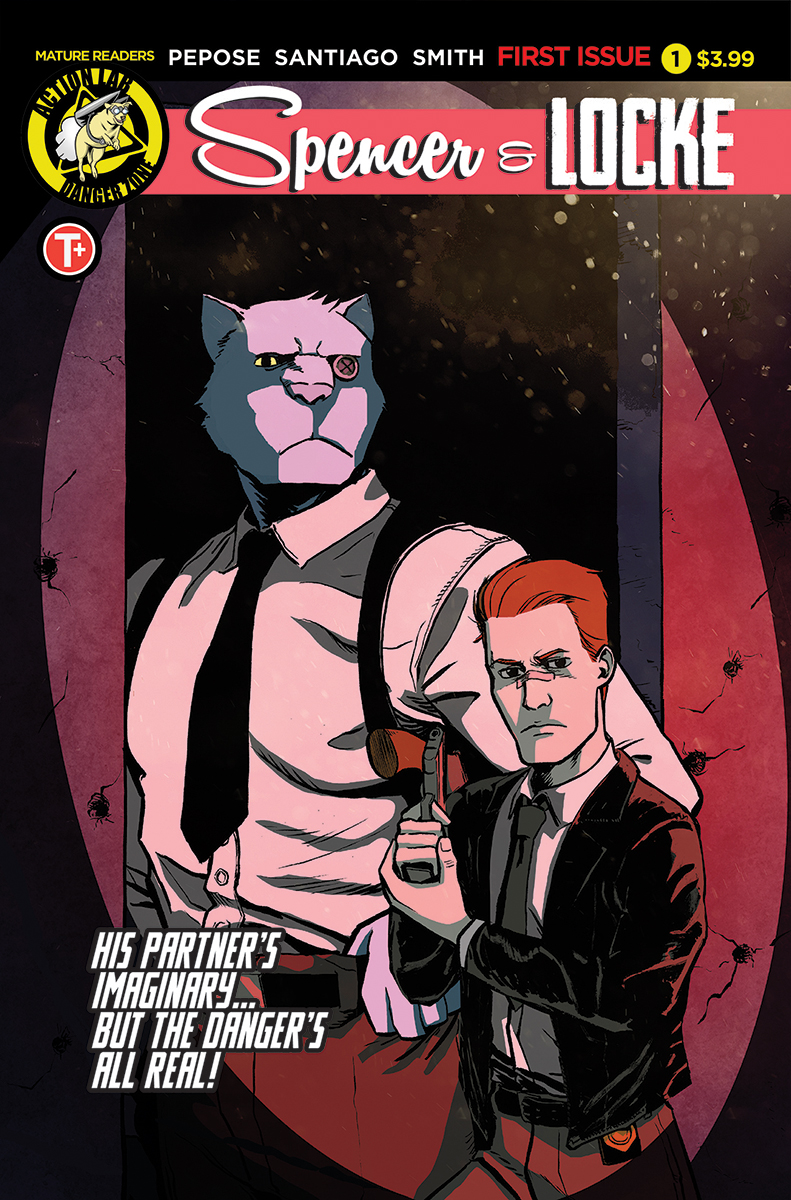 img - Spencer & Locke #1 - Advance Review