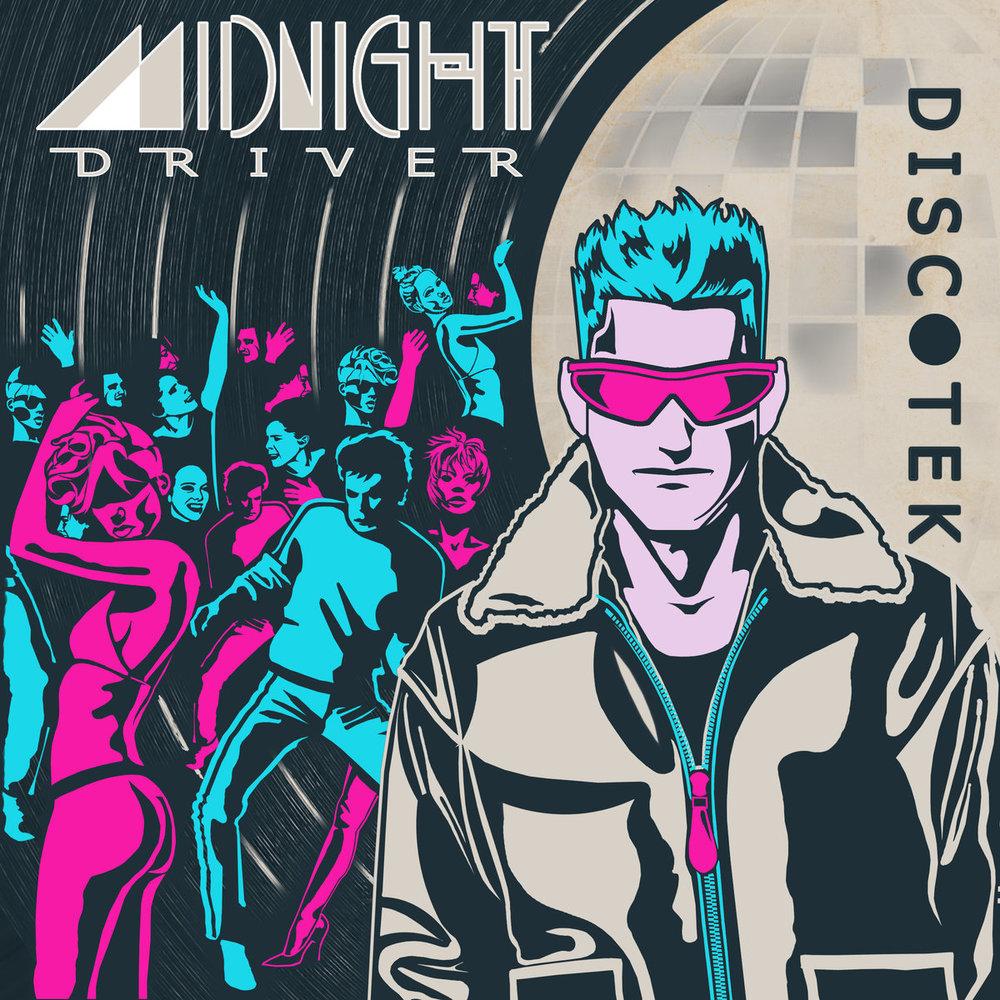 img - Midnight Driver - Discotek