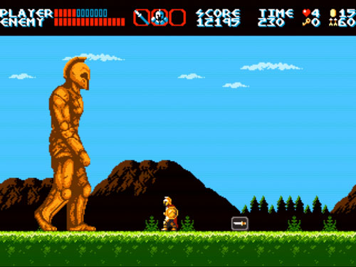 One of the defining (and often deadly) moments in Curse of Issyos.