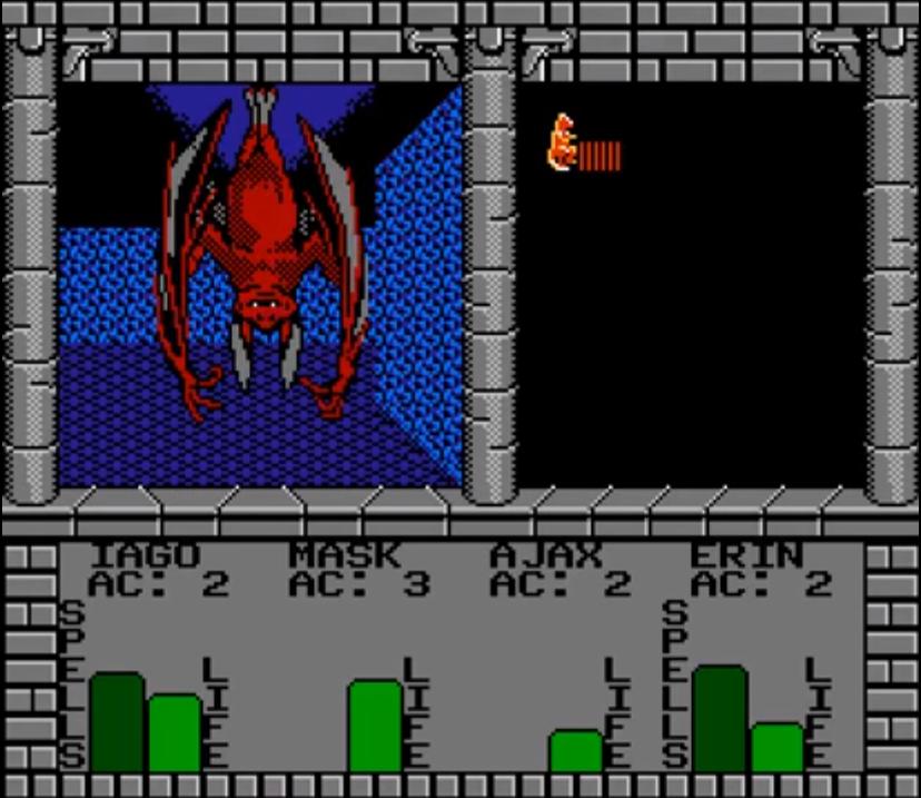 bat - Swords and Serpents (Interplay, 1990)