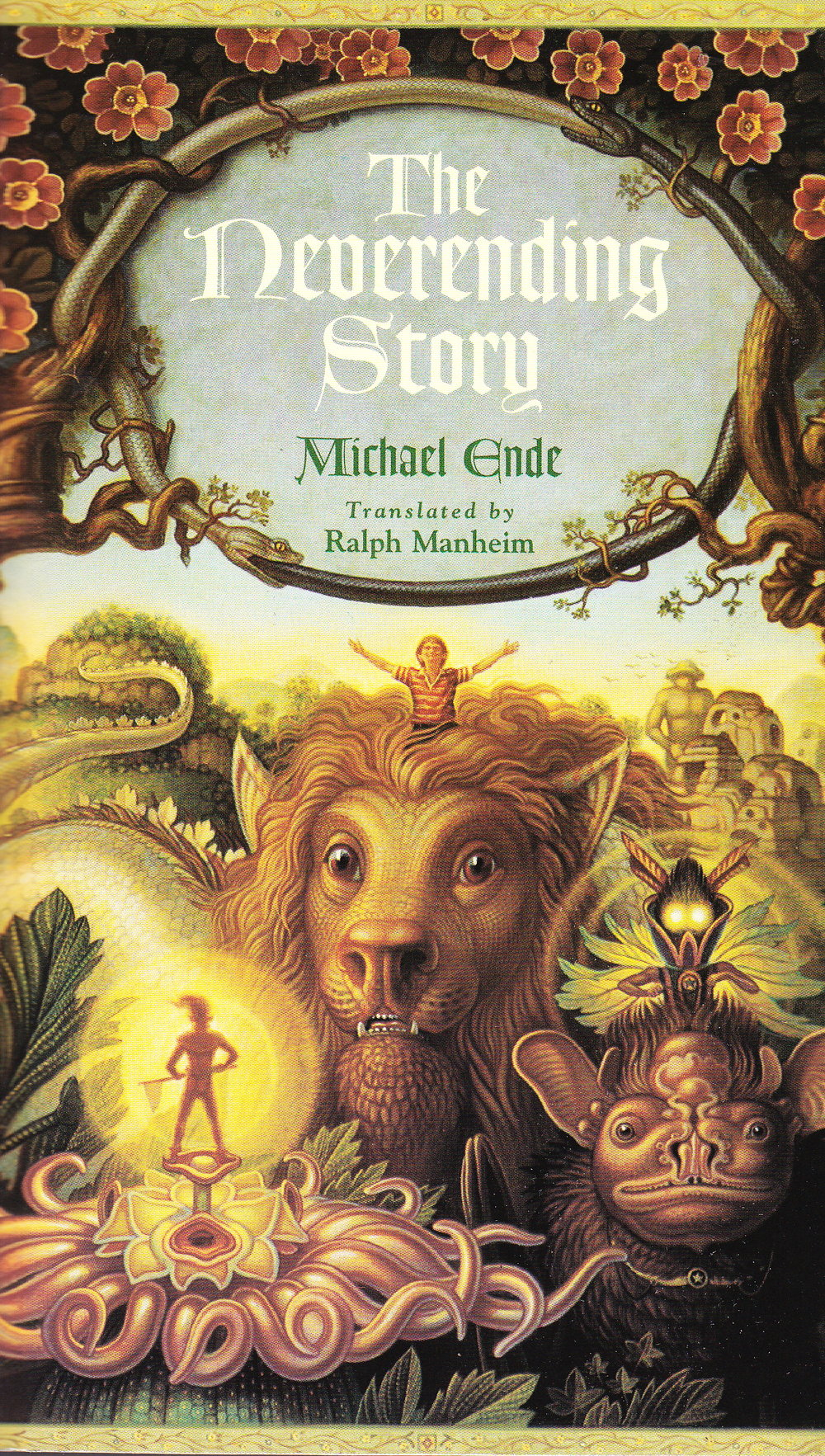 img - The Neverending Story by Michael Ende (1979, Tr. 1983)