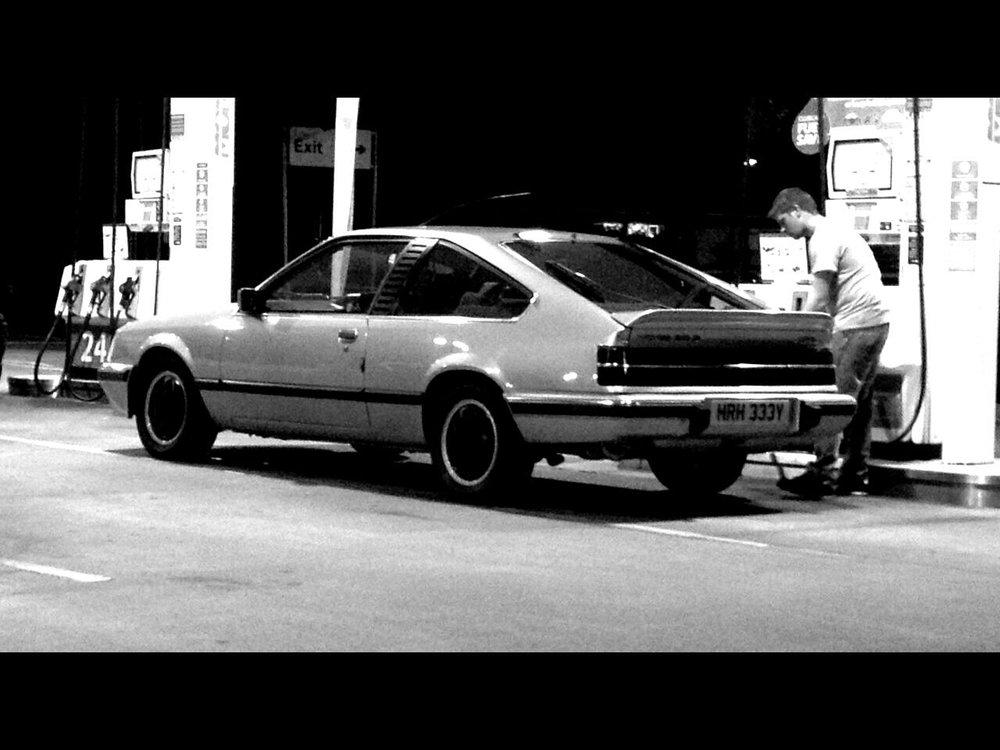 Opel Monza - (1978–1986)